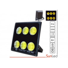 Прожектор промышленный COB LED 300Вт