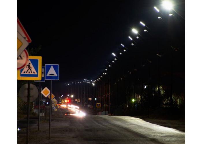 LED фонарь уличный SMD 50 Вт