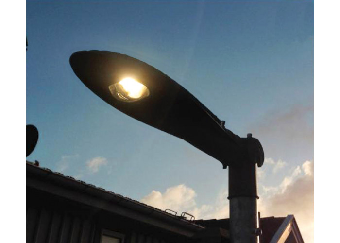Консольный уличный светильник 50 Вт SMD