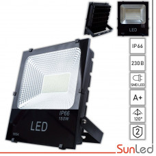 Прожектор высокомощный LED SMD 150Вт