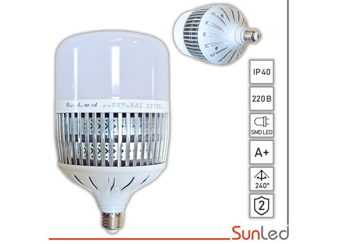 Лампа LED промышленная 80 Вт 6500К