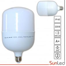 Лампа LED промышленная 60 Вт 6500К