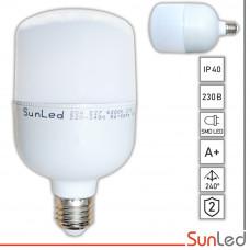Лампа промышленная высокомощная 20 Вт 6500