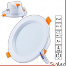 Точечный светодиодный светильник 12w SUNLED