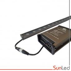 Блок питания для подключения фасадных светильников 24Вт