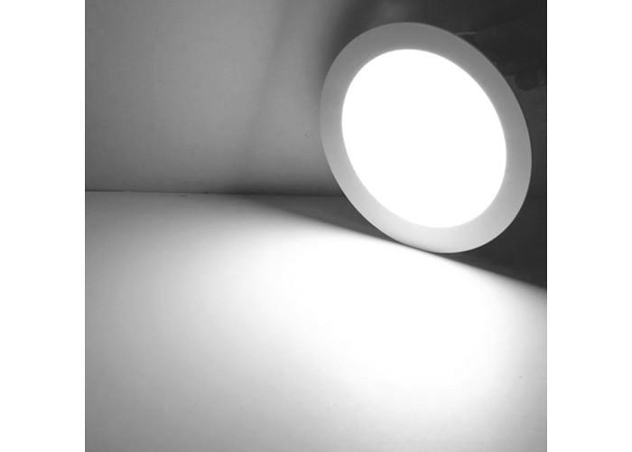 Светодиодный потолочный накладной светильник 6Вт 6000K SUNLED