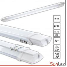 Линейный LED светильник IP66 36W