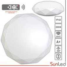 Накладной декоративный светильник 50Вт Ромб SUNLED