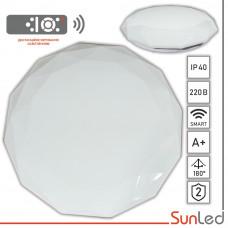 LED потолочный светильник Ромб 90W серии Smart