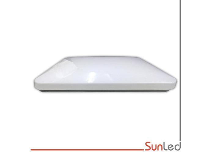Потолочный светодиодный светильник 100Вт Smart квадрат крапинка SUNLED