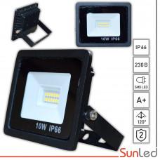 Прожектор светодиодный уличный Лайт 10Вт IP65 SUNLED